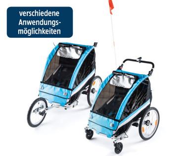 INOC Kinder-Fahrradanhänger: Hofer Angebot ab 3.4.2018 – KW 14