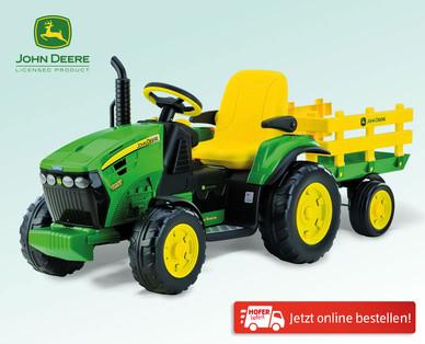 john deere elektro traktor hofer angebot ab 1 kw 14. Black Bedroom Furniture Sets. Home Design Ideas
