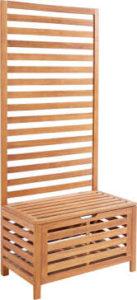 K Classic Sitzbank Mit Rankhilfe Und Holz Hochbeet Im Kaufland