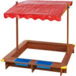 Kidland Sandkasten mit Dach im Angebot bei Kaufland 19.3.2020 - KW 12