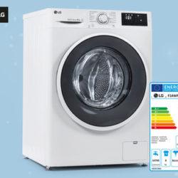 Hofer 9.12.2020: LG Waschmaschine F14WM8EN0 im Angebot