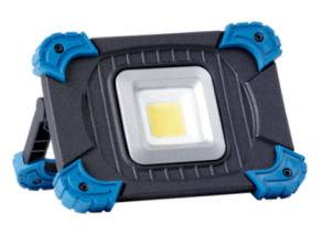 Lightzone 10 W Akku LED Arbeitsstrahler: Aldi Nord ab 11.3.2019 - KW 11