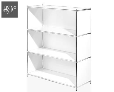 Living Style Metallregal: Aldi Süd Angebot ab 18.3.2019 - KW 12