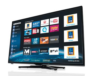 Medion Life X15016 MD 30914 31,5-Zoll Smart-TV Fernseher im Angebot bei Aldi Süd [KW 10 ab 7.3.2016]