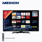 Medion Life X18014 MD 31008 Smart-TV Fernseher im Angebot bei Aldi Süd 7.3.2016 - KW 10