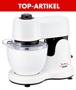 Moulinex Masterchef Compact QA 2101 Küchenmaschine im Angebot bei Real [KW 3 ab 16.1.2017]