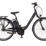 Aldi Nord 25.3.2019: Prophete Alu-City-E-Bike 28 im Angebot