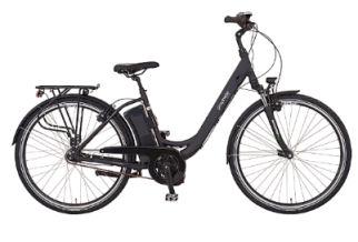 Prophete Alu-City-E-Bike 28