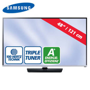 Samsung 48 FullHD LED TV UE48H5070 Fernseher Real
