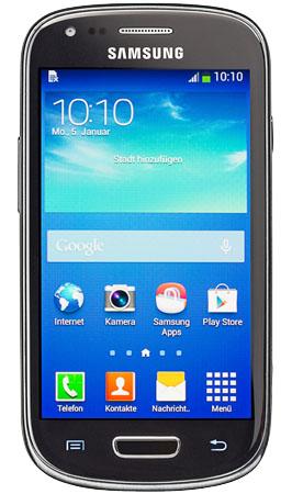 Samsung Galaxy SIII Mini Smartphone Outdoor Bundle im Kaufland Angebot