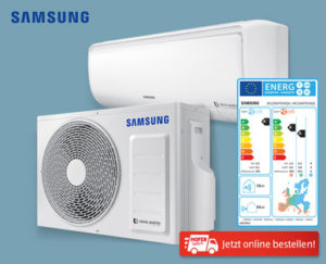 samsung inverter split klimager t single hofer angebot ab 29 kw 13. Black Bedroom Furniture Sets. Home Design Ideas