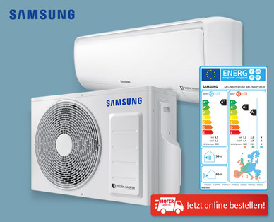 Samsung Inverter-Split-Klimagerät Single