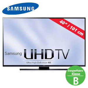 samsung ue40hu6900 40 zoll ultra hd led tv fernseher real. Black Bedroom Furniture Sets. Home Design Ideas