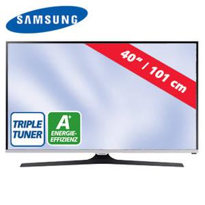 Samsung UE40J5150 40-Zoll FullHD-LED-TV Fernseher im Angebot bei Real [KW 6 ab 6.2.2017]