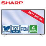 Sharp LC-55CFE6242E 55-Zoll Fernseher im Real Angebot ab 13.2.2017