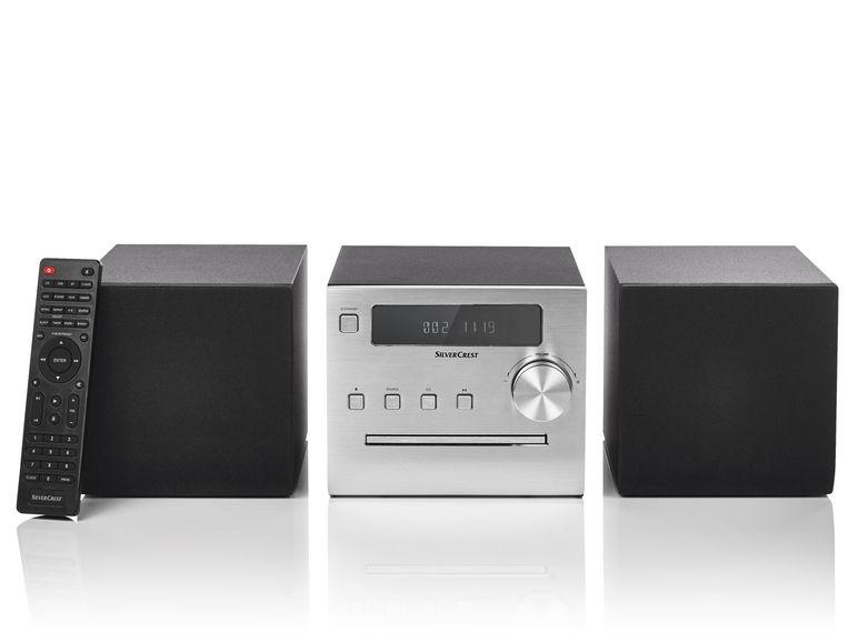 Silvercrest Bluetooth-Soundsystem im Angebot bei Lidl » Online