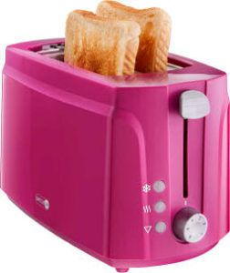 Switch On TO-E0501 Toaster