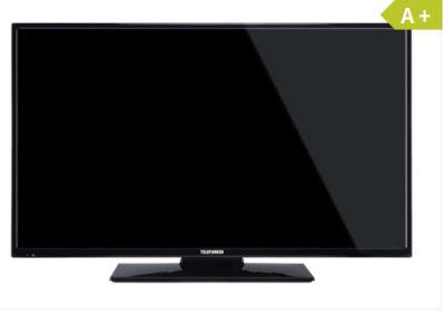 Telefunken D32F287N4DCW 32-Zoll Fernseher erhältlich bei Real ab 30.4.2018 – KW 18