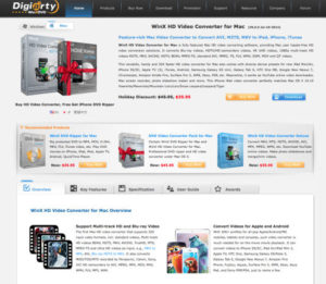 Review und Giveaway: WinX HD Video Converter Deluxe