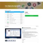 [Werbung] inMighty Mac App Bundle mit WinX DVD Ripper - So wird dein Mac zur Maschine!