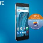 Hofer 9.2.2017: ZTE Blade A910 Smartphone im Angebot