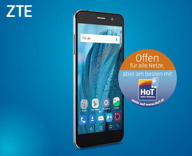 ZTE Blade A910 Smartphone im Angebot » Hofer 9.2.2017 - KW 6