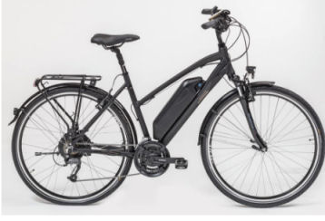 Zündapp Alu-Elektro-Trekkingrad Green 4.0 28er im Real Angebot