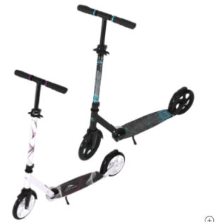 Active Touch Alu Scooter im Angebot bei Aldi Nord ab 24.5.2018 – KW 21