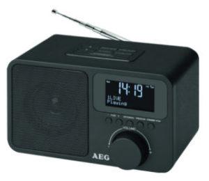 AEG 4154 DAB+ und UKW-Radio