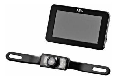 AEG Rückfahrkamera-System RV Kaufland 26.9.2019