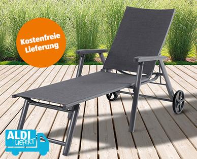 Gartenliege alu aldi  Aldi Süd: Aluminium-Sonnenliege im Angebot ab 26.4.2018 ...