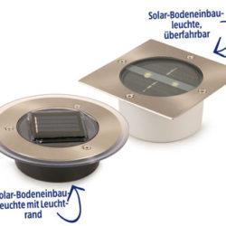 Casalux LED-Solar-Bodenleuchte im Hofer Angebot ab 23.4.2019