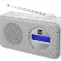 Dual DAB 84 Portables DAB+ und UKW-Radio im Real Angebot ab 27.5.2019