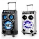 Dual Power-Trolley Lautsprecher erhältlich bei Norma ab 2.5.2018 – KW 18