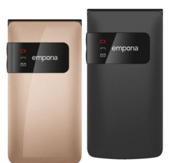 Aldi Nord 26.4.2018: Emporia FLIPBasic Klapptelefon / Großtastentelefon im Angebot