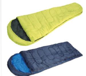 Fun Camp Mumien- und Deckenschlafsack