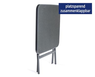 Aldi Hofer Gardenline Aluminium Klapptisch Im Angebot