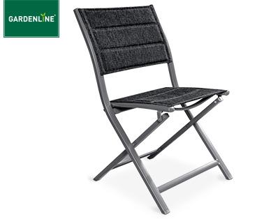 Alu Klappstuhl Aldi.Gardenline Aluminium Klappstuhl Im Aldi Süd Angebot Ab 2 5 2019