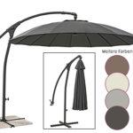 Gardenline Ampelschirm Asia Style im Angebot bei Aldi Süd 29.4.2020 - KW 18