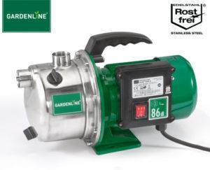 Gardenline-GLGP-1009-S-Gartenpumpe