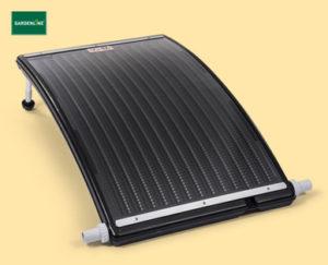 Gardenline Sonnenkollektor für Pools