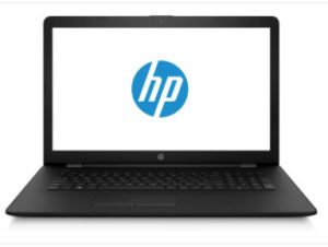 HP 17-ak075ng 17-Zoll Notebook