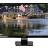 HP 27w Full HD Monitor