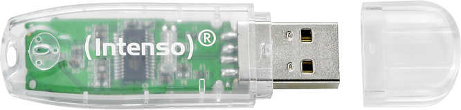 Intenso Rainbow Line 32 GB USB Stick