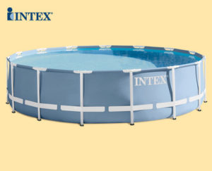 Intex Prism Frame Pool-Set