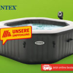 Hofer 19.4.2018: Intex Spa Pool Deluxe im Angebot