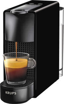 Kaufland: Krups Nespresso Essenzia Mini Kaffeekapselmaschine im Angebot ab 26.4.2018