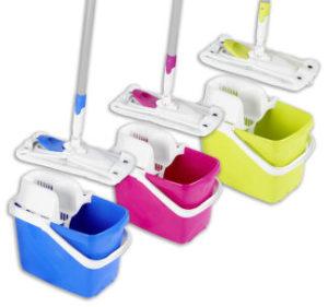 Leifheit Combi Clean M Bodenwischer-Set