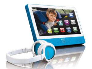 Lenco TVD-900 Portabler DVD-Player Tablet