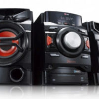 LG CM4350 High-Power HiFi-Anlage mit Bluetooth im Real Angebot